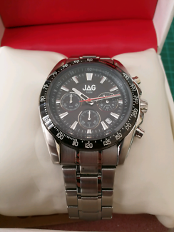JAG Men's Watch BRAND NEW with Chrono