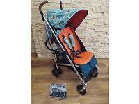 Mama and papas stroller biggie pushchair pram Fox Donna Wilson