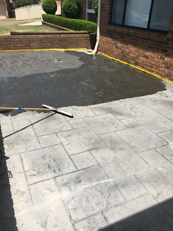 Spray Concrete