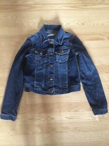 Gap Jean Jacket Girls