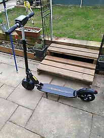 Electric scooter for sports or repair