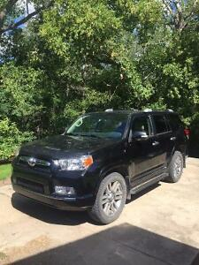 2010 Toyota 4Runner Limited SUV, Crossover