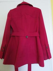 Womens Pink Winter Jacket Size Small London Ontario image 3