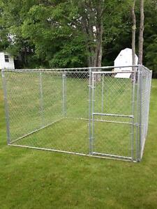 "10""x10""x6"" dog kennel"