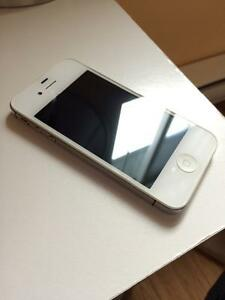 iPhone 4S - White 16GB Excellent Condition