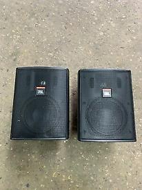 JBL Speakers 2 speakers Control 25 Professional Black
