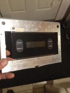 Clock for Frigidaire gas stove