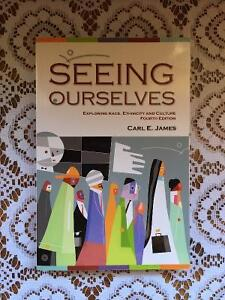 """Canadore Multiculturalism Textbook """"Seeing Ourselves"""" 4thEditio"""