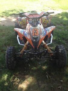 KTM 450 CC Four Wheeler