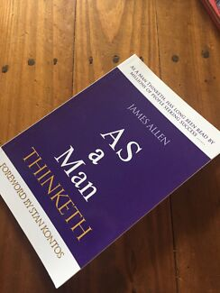 As A Man Thinketh by Stan Kontos -philosophical book