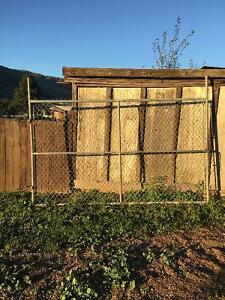 Reduced !! Chain Link Fence for sale !!