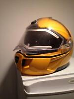Casque de motoneige full face Rare!