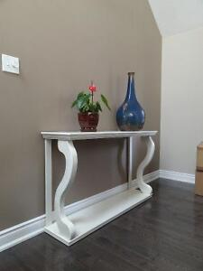 Console/Entry table