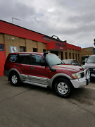 2003 Pajero Turbo Diesel 7 seater with RWC PRICE DROPPED!!!! Heidelberg West Banyule Area Preview