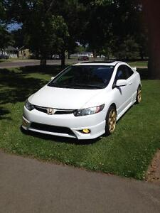 Honda Civic Si 2008 perfect shape!! Price to sell!