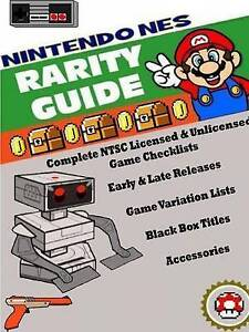 NEW-Nintendo-Nes-Rarity-Guide-by-Alex-Miklas