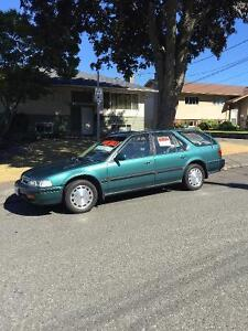 1992 Honda Accord Wagon