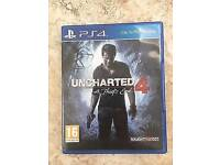 Uncharted 4 playstation 4 open to offers