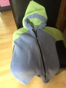 12-18 mth fleece LlBean suit