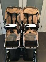 Donkey Bugaboo Twin - sand color