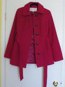 Womens Pink Winter Jacket Size Small London Ontario image 2