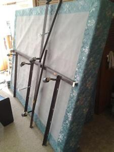 Queen Box Spring and frame