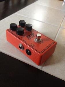 BB preamp xotic effects usa