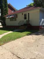 2 bedroom main floor / house