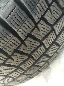 205/55/16 Dunlop winter tires and rims ( 5x114.3 )