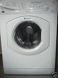 22 Hotpoint WD420 5+5kg 1200 Spin White Washer/Dryer 1 YEAR GUARANTEE FREE DEL N FIT