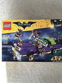 LEGO Batman Movie The Joker Notorious Lowrider 2017