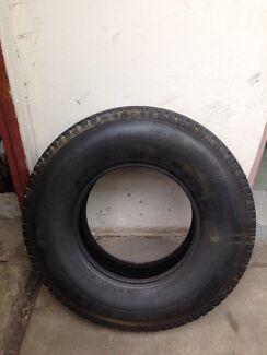 Dayton Timberline tubeless radial truck work ute tires tyres