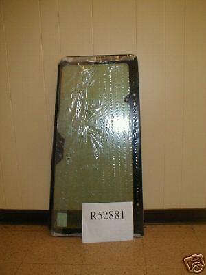 Case Left Door Rear Hinged Window 580k 580l 590 R54107 580 Super L 580sl 580sk
