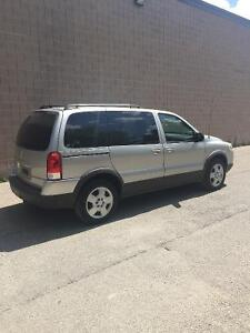2008 Pontiac Montana Flexfuel Sedan Certified Etested