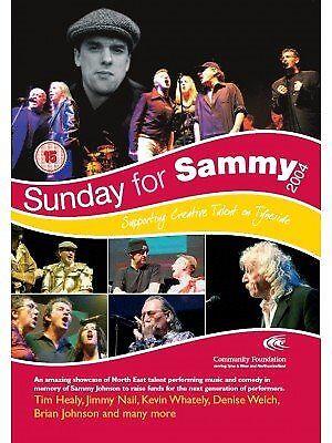 SUNDAY FOR SAMMY DVDS