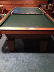 Olhausen pool table + extras!!
