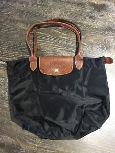 Longchamp Black Le Pliage