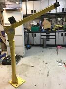 Electric Hoist Winch Crane 800kg 12V 360 Deg. Mounted but Unused Gungahlin Gungahlin Area Preview