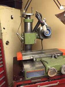 Affuteuse, CHEVALIER Mill Sharpener, CNC, Lathe, Grinder, Cutter