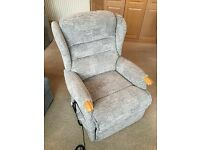 Sherborne Dual Motor Lift and Rise Recliner Chair