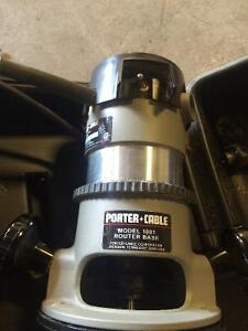Porter cable  router