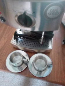 Sunbeam cafe series coffee in banyule area vic coffee machines coffee machine 4000 negotiable sunbeam cafe series fandeluxe Images
