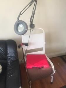 Free Old Medical Chair