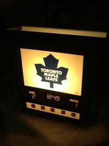 Toronto Maple Leafs wall mounted light