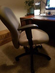 Ergonomic task chair - Barely Used