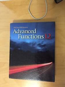 mcgraw hill ryerson advanced functions 12 solutions manual