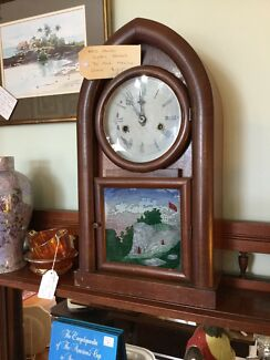 Antique 30 hour Clock, Hourly Chime