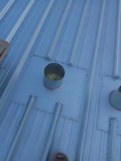 Roof plumber handy man