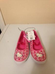 Brand New Girls Hello Kitty Shoes For Sale.