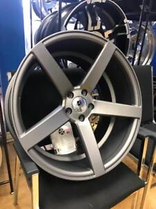 20 INCH RUFFINO BOSS CONCAVE WHEELS -- 20X10.5 5X112 66.6 CLEARANCE